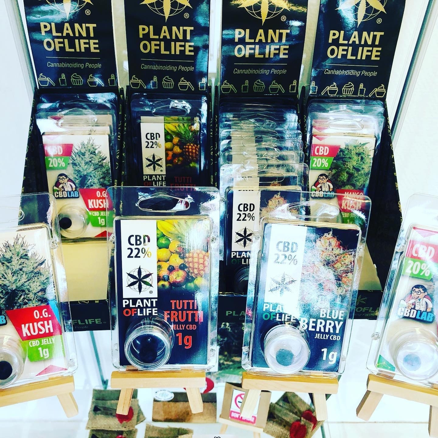Plant of life Cbd 22% Jelly 31400 Toulouse