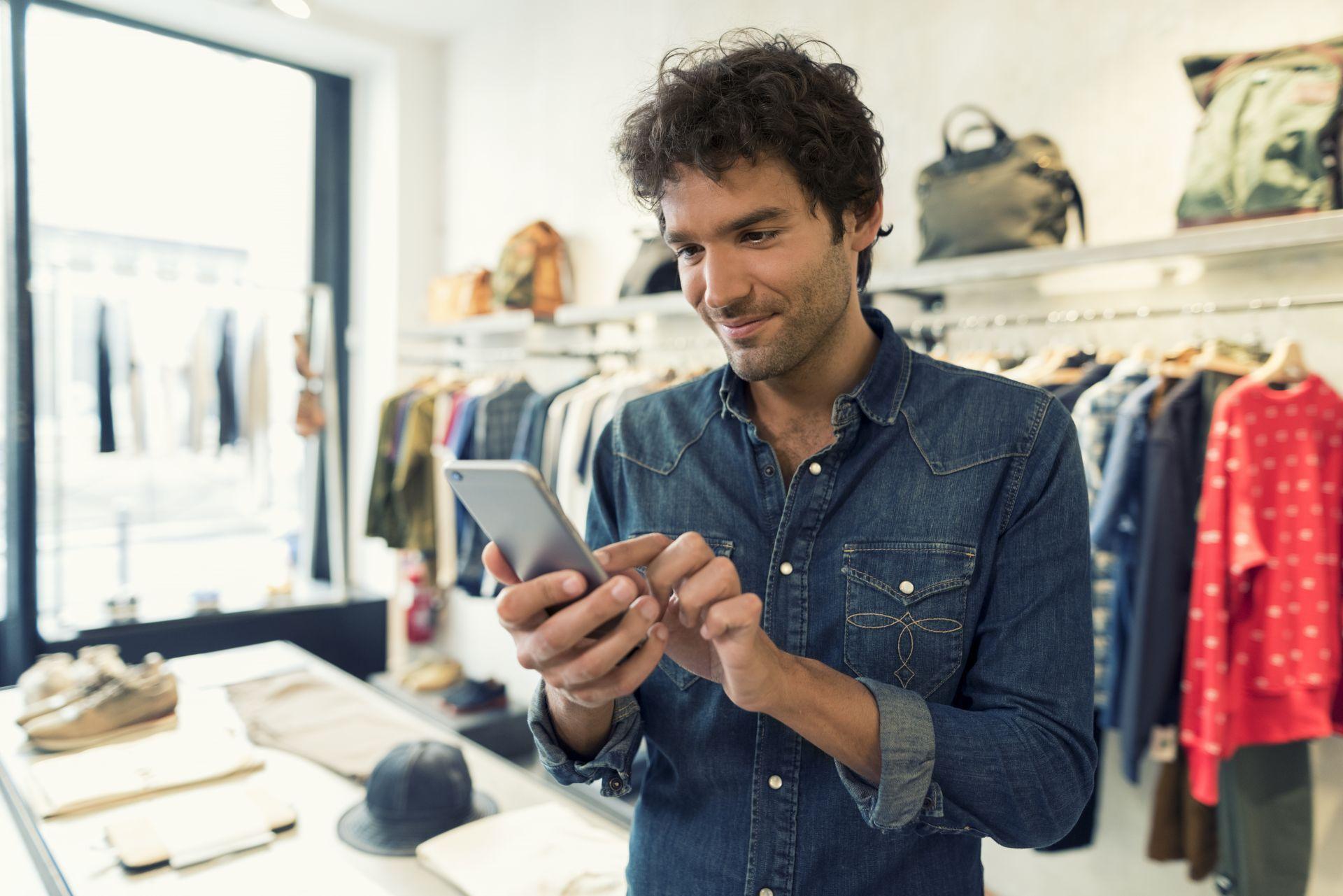 Cagnotte Dégressive : Saisie au Smartphone-Client. Calcul de la Remise en Caisse.